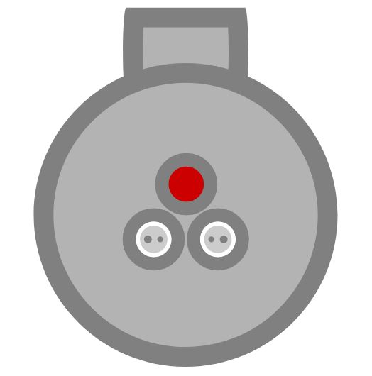 Icon für Prüfthermoelemente