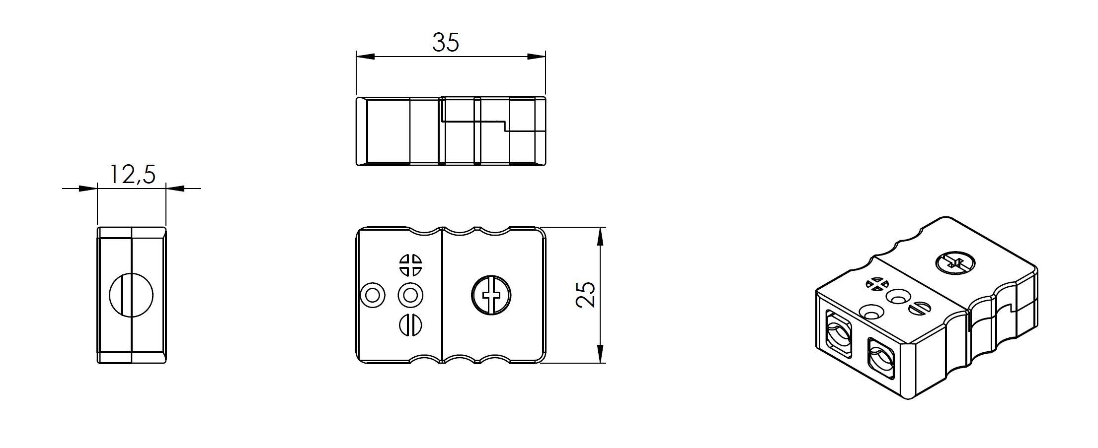 Standardkupplung